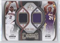 Joe Johnson, Kobe Bryant /155