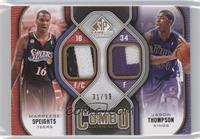 Marreese Speights, Jason Thompson /99