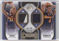 Brandan Wright, Anthony Randolph /99