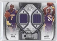 Lamar Odom, Kobe Bryant /499
