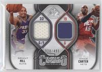 Grant Hill, Vince Carter /499