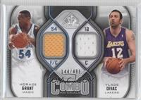 Vlade Divac, Horace Grant /499