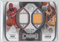 Baron Davis, Magic Johnson /499