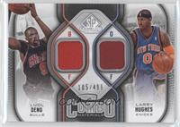 Grant Hill, Shaquille O'Neal /499