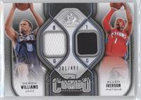 Deron Williams /499