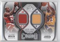 Clyde Drexler, Magic Johnson /499