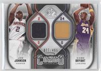 Joe Johnson, Kobe Bryant /499