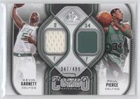 Kevin Garnett, Paul Pierce /499