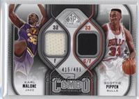 Karl Malone, Scottie Pippen /499