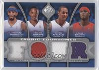 Richard Hamilton, Walter Sharpe, Arron Afflalo, Kwame Brown /199