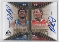 Corey Brewer, Ron Artest