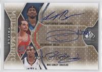 Corey Brewer, Joakim Noah, Mike Conley /100