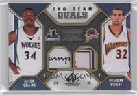 Jason Collins, Brandan Wright /10