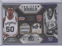 David Robinson, Willis Reed /5