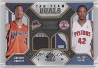 Anthony Randolph, Walter Sharpe /10