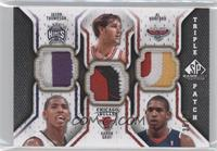Jason Thompson, Aaron Gray, Al Horford /60
