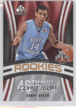 2009-10 SP Game Used #108 - Danny Green /399