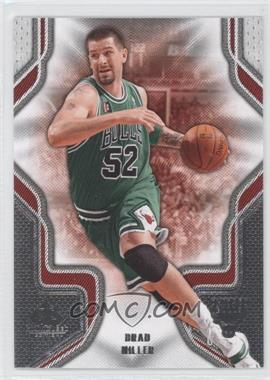 2009-10 SP Game Used #14 - Brad Miller