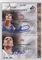 Bill Laimbeer, Brad Daugherty /60