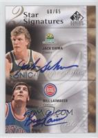 James Singleton, Bill Laimbeer /65