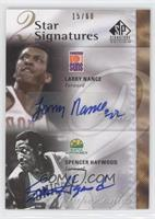Larry Nance, Spencer Haywood /60