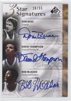 Bob McAdoo, David Thompson /55