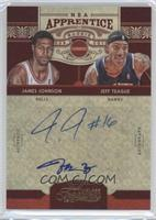 James Jones, Jeff Teague /25