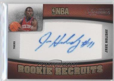 2009-10 Timeless Treasures #116 - Jrue Holiday /299