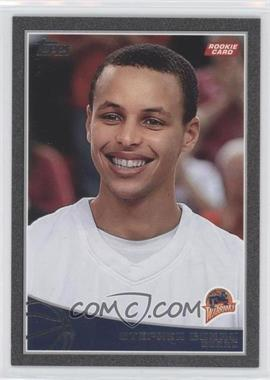 2009-10 Topps - [Base] - Black #321 - Stephen Curry /50