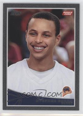 2009-10 Topps Black #321 - Stephen Curry /50