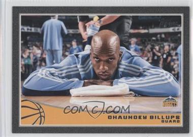 2009-10 Topps Black #63 - Chauncey Billups /50