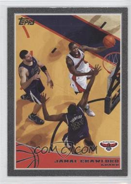 2009-10 Topps Black #84 - Jamal Crawford /50