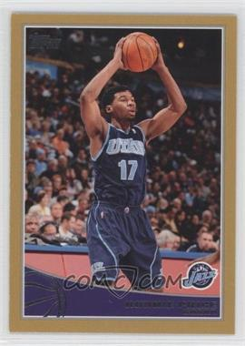 2009-10 Topps Gold #300 - Ronnie Price /2009