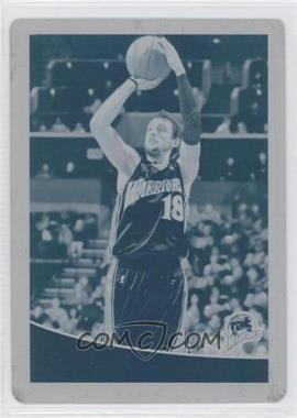 2009-10 Topps Printing Plate Cyan #88 - Marco Belinelli /1
