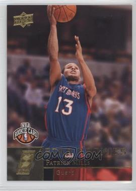2009-10 Upper Deck - [Base] - Rookies Gold #205 - Patrick Mills