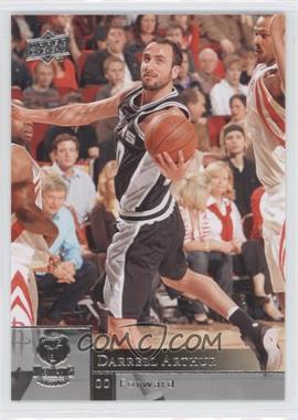 2009-10 Upper Deck - [Base] - Wrong Name on Front #175 - Manu Ginobili