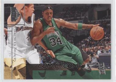 2009-10 Upper Deck - [Base] - Wrong Name on Front #8 - Paul Pierce