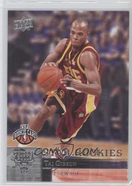 2009-10 Upper Deck - [Base] #210 - Taj Gibson