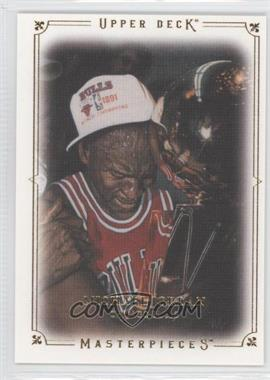 2009-10 Upper Deck - Masterpieces #MA-JO - Michael Jordan