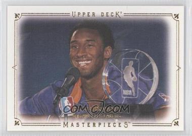 2009-10 Upper Deck - Masterpieces #MA-KB - Kobe Bryant