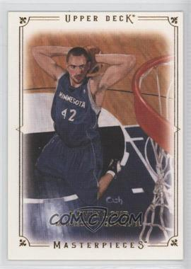 2009-10 Upper Deck - Masterpieces #MA-KL - Kevin Love