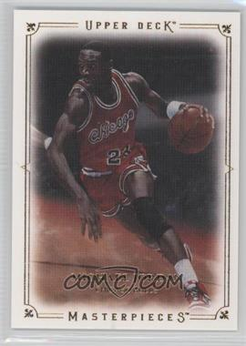 2009-10 Upper Deck - Masterpieces #MA-MJ - Michael Jordan
