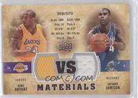 Antawn Jamison, Kobe Bryant /570