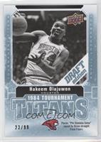 Hakeem Olajuwon /99