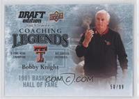 Bob Knight /99