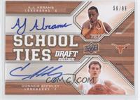 Connor Atchley, A.J. Abrams /99