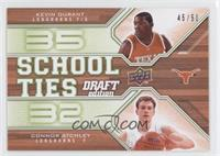 Kevin Durant, Connor Atchley /50
