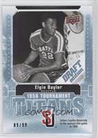 Elgin Baylor /99