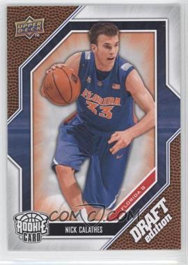 2009-10 Upper Deck Draft Edition #66 - Nick Calathes