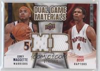 Chris Bosh, Corey Maggette /150